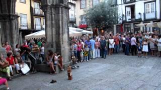 Guimarães 2012 - Festa Afonsina - Animação de Rua