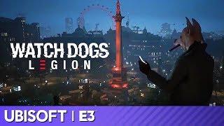 Watch Dogs Legion: Full World Premiere | Ubisoft E3 2019