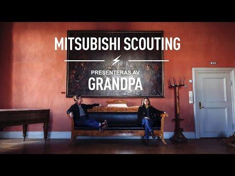 Mitsubishi Scouting - Episod 13: Örebro Slott