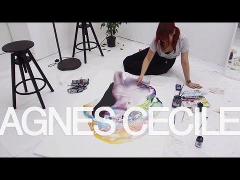 APNEA – sped up painting