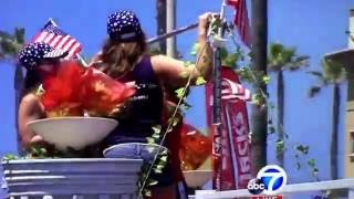 SCATS 4TH of JULY FLOAT 2016 ABC COVERAGE