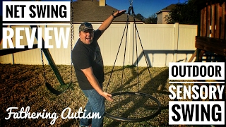 "Svan Giant 40"" Two Person Net Swing Review 