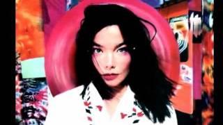 Bjork- Army of Me (lyrics on screen)
