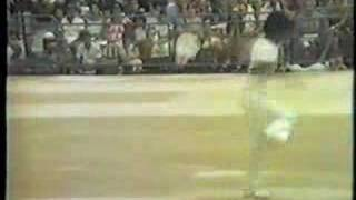 Baton Twirling Michael Cruz 1981