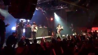 "50 Cent - ""Nigga Nigga"" (Live @ Highline Ballroom)"
