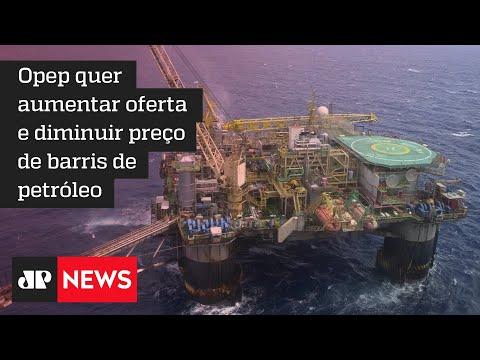 Grupo dos maiores produtores de petróleo anuncia acordo para frear os preços dos combustíveis