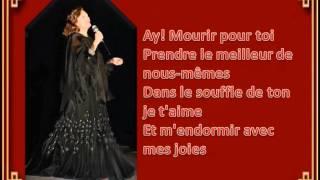 Amália Rodrigues - Ay! Mourir pour toi!