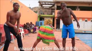 Liberian Music 2015 - Bonkaside by Killer Beatz ft Pills & Da Vero