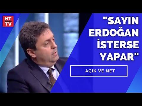 """""""Sayın Erdoğan isterse yapar"""""""