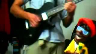 Kunde - Funky beat (guitar improv)