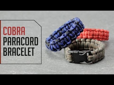 Make Your Own Paracord Bracelet