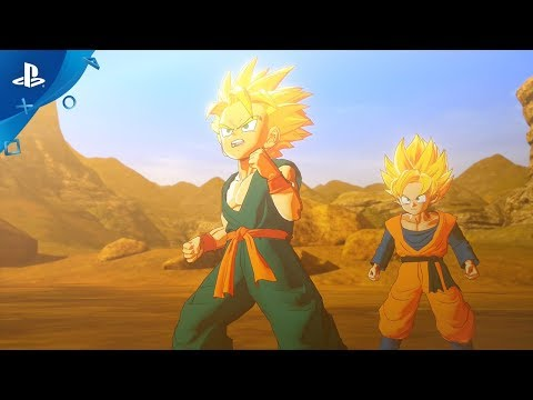 Dragon Ball Z: Kakarot - TGS 2019 Pre-Order Trailer | PS4