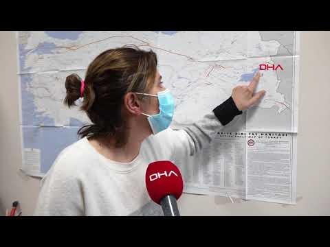Doç. Dr. Selçuk: Van'daki deprem, bindirme fayı üzerinde meydana geldi