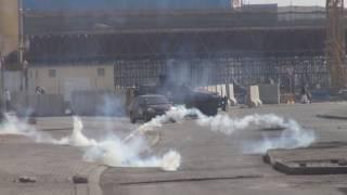 """قمع مسيرة الوفاء لشهداء المقاومة تحت شعار """"حرية أو شهادة"""" - بلدة النويدرات 10/2/2017 Bahrain"""