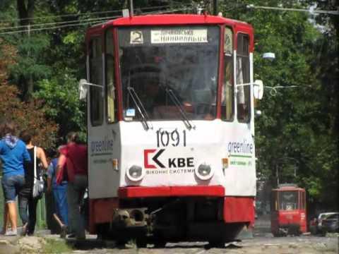 Ukraina, Lwów – tramwaje (2)