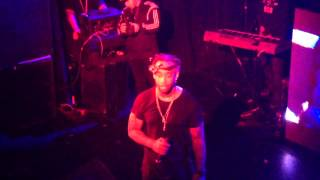 "Ty Dolla $ign  "" Or Nah "" Live Irving Plaza NYC In Too Deep"