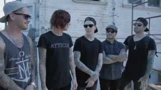 "Sleeping With Sirens - ""Better Off Dead"" (Behind The Scenes)"