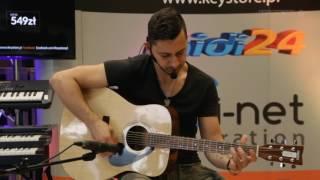 Yamaha F310 w KEY STORE - prezentuje Łukasz Kulczak