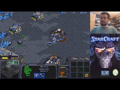 STARCRAFT (PC) - La batalla de los Terran, Protoss y Zerg || GAMEPLAY en Español
