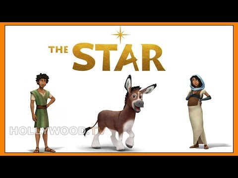 The Star is full of celebrity voices - Hollywood TV