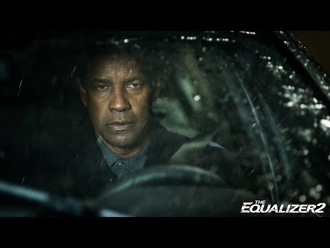 THE EQUALIZER 2. Pura acción. En cines 10 de agosto.