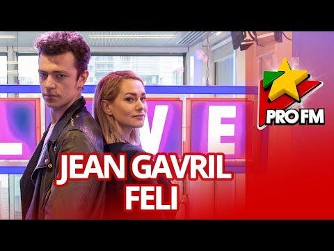 Jean Gavril feat. Feli - Iti pare rau (originally by Dan Spataru) | ProFM LIVE