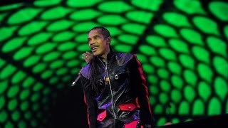 Earth, Wind & Fire  - Boogie Wonderland at Proms in the Park 2014
