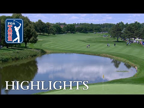 Highlights | Round 3 | RBC Canadian