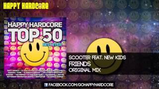 23 Scooter feat. New Kids - Friends (Original Mix)