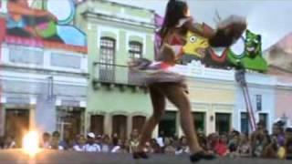 Concurso de Passistas-Carnaval 2012  Categoria Mirim VTS_03_1.VOB