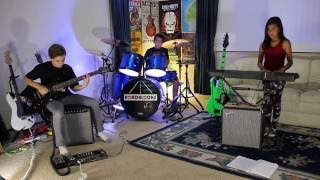 Light Em Up by Fall Out Boy - live band cover (instrumental)