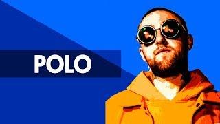 """POLO"" Trap Beat Instrumental 2018 | RIP MAC MILLER Rap Hiphop Freestyle Trap Type Beats | Free DL"