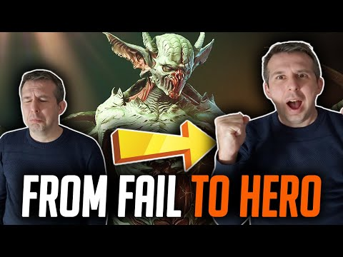 UNM CB TEAM I HAVE NO IDEA HOW IT WORKS!    Raid: Shadow Legends
