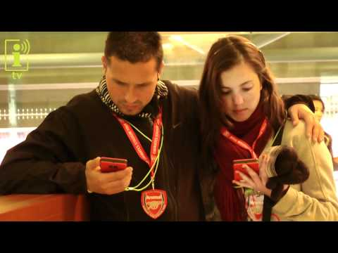 imagineear Partner Stories - Arsenal FC, multimedia tour of Emirates stadium