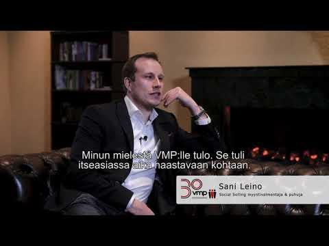 Teaser: Kohtaamisia Varamiespalvelussa jo 30 vuotta: Sani Leino