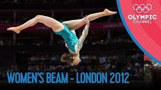 Women's Beam Final - London 2012 Olympics