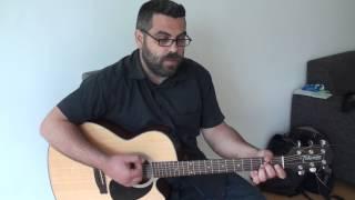 Jorge Palma - Obrigação (cover)