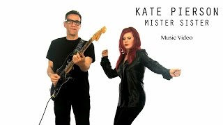 "Kate Pierson - ""Mister Sister"" (Official Music Video)"