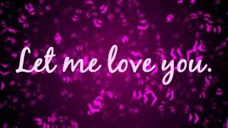 Let Me Love You - Ne-Yo - Lyrics