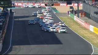 Porsche Carrera Cup GB at Le Mans: Round 7 Highlights