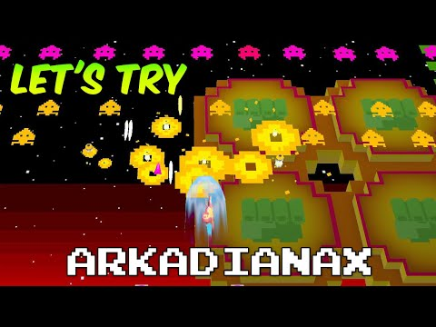 WTFF::: Lets try  Arkadianax