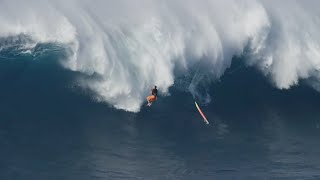 Niccolo Porcella's Insane Jaws Wipeout