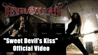 "Devil's Train ""Sweet Devil's Kiss"" Official Music Video"