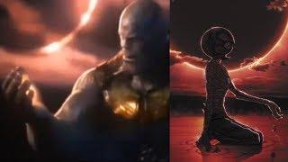 Avengers: Infinity War : Reference to Berserk