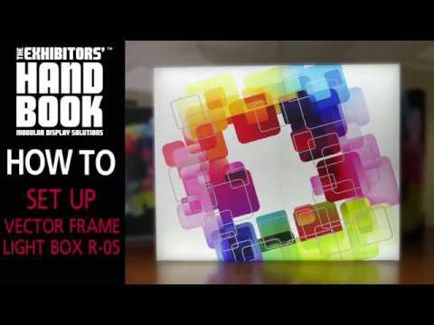 Vector Frame Light Box Set Up   YouTube