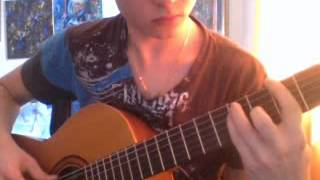 Timur Rodrigez - Out in space acoustic cover
