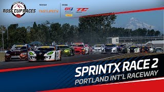 RACE 2 - PORTLAND - Pirelli GT4 America - GT4X, GT4X West - 2019