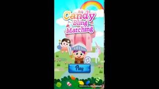 Review New Candy Matching Game - Candy Bling Matching