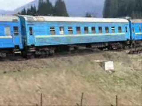 Ukraine Railways