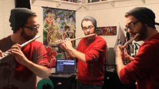 Nightmare Ballet - Madoka Magica: Rebellion [8BitBrigadier Flute Trio]